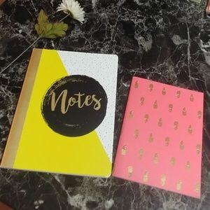 2 Notebooks Bundle NEW!
